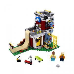 Lego - 31081 - Le skate park (370224)