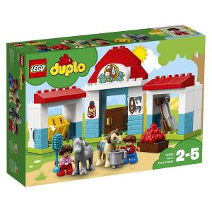 Lego - 10868 - Le poney-club de la ferme (370280)
