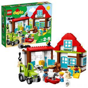 Lego - 10869 - Les aventures de la ferme (370282)