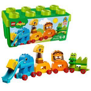 Lego - 10863 - Mon premier train des animaux (370298)