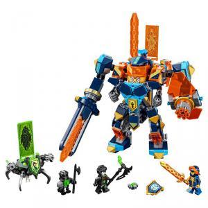 Lego - 72004 - L'Armure 3-en-1 de Clay (370618)