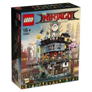 Lego - 70620 - La ville NINJAGO® (370628)