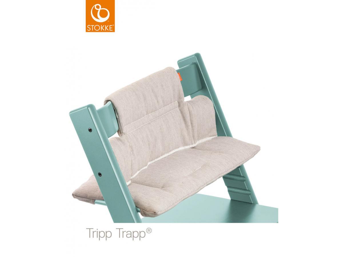 stokke chaise haute tripp trapp bleu aqua personnalisable. Black Bedroom Furniture Sets. Home Design Ideas