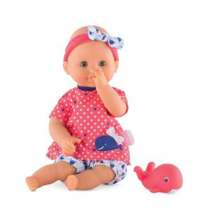 Corolle - FPK01 - Bébé bain fille - taille 30 cm à partir de 18 mois (371244)