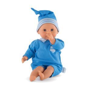 Corolle - FRN84 - Bébé calin bleu - taille 30 cm à partir de 18 mois (371254)