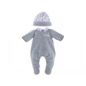 Corolle - FPP30 - Pyjama panda party pour bébé 36 cm à partir de 2 ans (371320)
