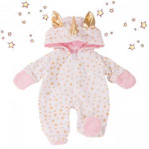 Gotz - 3402912 - Onesie, unicorn pour bébés de 30-33cm (371768)