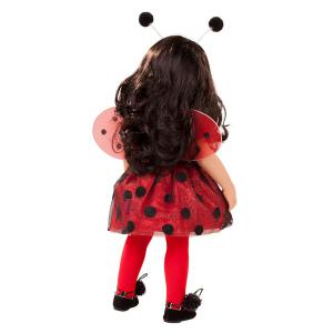 Gotz - 1859088 - Poupée 50 cm - Hannah Ladybug, 11-pcs. (371798)