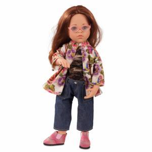 Gotz - 3402928 - Combinaison, iconic denim, 3 pièces pour poupées de 45-50cm (371862)