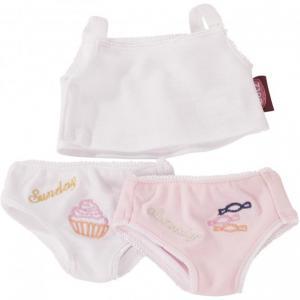 Gotz - 3402933 - Sous-vêtements, week-end pour poupées de 30-33cm, 45-50cm (371872)