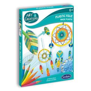 Sentosphère - 2085 - Plastic folie - attrape-rêves (371994)