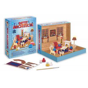 Sentosphère - 5002 - Petit architecte - mon petit salon (372012)