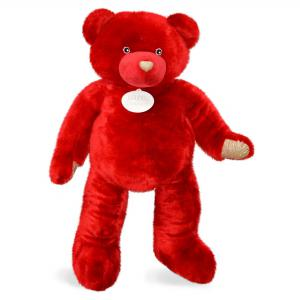 Histoire d'ours - DC3420 - Les Ours Collection by Doudou et Compagnie - OURS COLLECTION 200 cm - Rubis (372304)