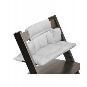 Stokke - 100344 - Coussin Gris Melange (enduit) pour chaise Tripp Trapp (372520)