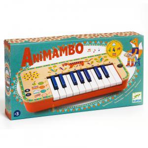Djeco - DJ06023 - Animambo Synthétiseur (372600)