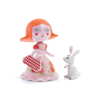 Djeco - DJ06780 - Arty Toys - Princesses -  Elodia & White (372622)