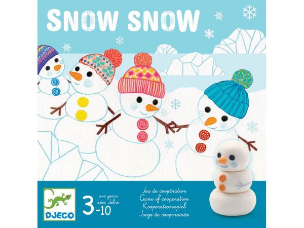 Jeux - snow snow