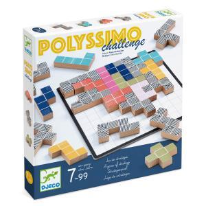 Djeco - DJ08493 - Jeu Polyssimo Challenge (372688)