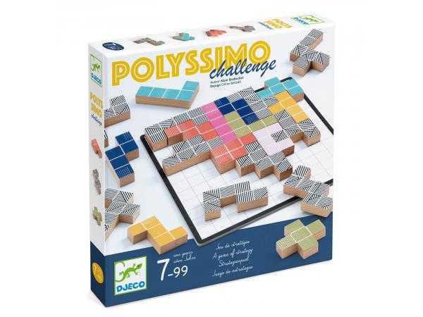 Jeux - polyssimo challenge *