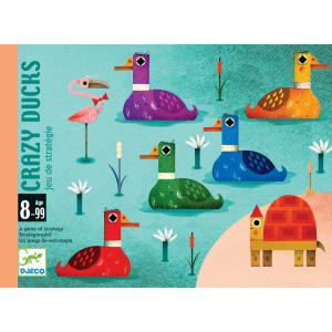 Djeco - DJ05181 - Jeux de cartes -  Crazy Ducks * (372718)