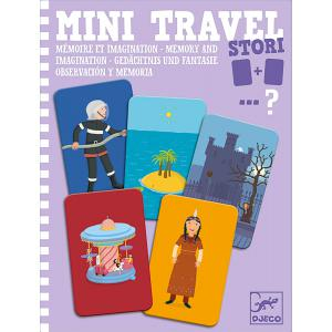 Djeco - DJ05372 - Mini Travel -  Stori (372772)