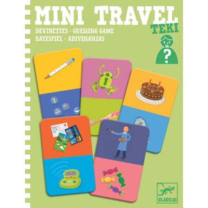 Djeco - DJ05373 - Mini travel Teki (372774)