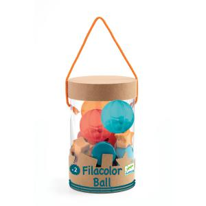 Djeco - DJ06161 - Premiers apprentissages -  Filacolor Ball (372786)
