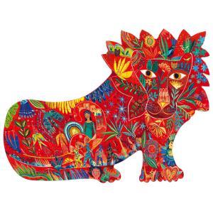 Djeco - DJ07654 - Puzz'Art -  Lion - 150 pièces * (372790)