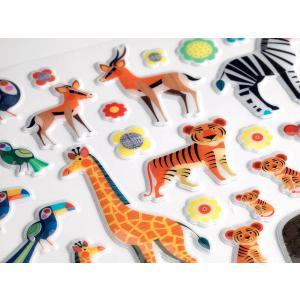 Djeco - DJ09081 - Stickers pour les petits  - Mamans et petits (372888)