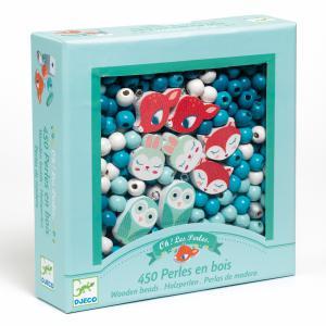 Djeco - DJ09807 - Perles et bijoux - Petits animaux (372936)
