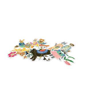 Djeco - DD03711 - Aïko - 50 Stickers (373024)