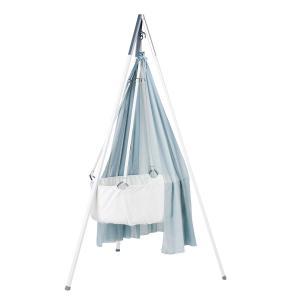 Leander - 433 - Voile pour berceau suspendu Leander Bleu pâle (373090)