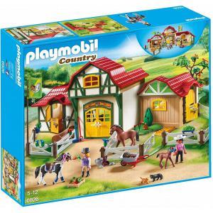 Playmobil - 6926 - Club d'équitation (373296)