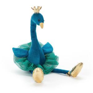 Jellycat - FA6P - Fancy Peacock -  cm (373778)