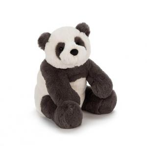 Jellycat - HA2PCL - Peluche panda Harry Cub - L = 22 cm x l = 25 cm x H =26 cm (373790)