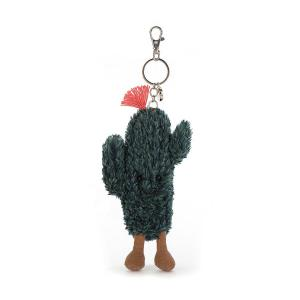Jellycat - A4CBC - Amuseable Cactus Bag Charm - 13cm (373886)