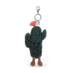 Jellycat - A4CBC - Porte-clés cactus Amuseables Cactus Bag Charm (373886)