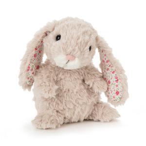 Jellycat - YUM6PB - Yummy Pansy Bunny (373932)