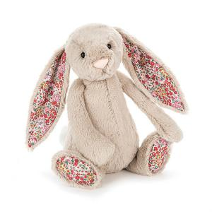 Jellycat - BL2BB - peluche lapin Blossom Beige Bunny Large 36cm (373942)