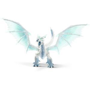 Schleich - 70139 - Figurine Dragon de glace 15,5 cm x 20 cm x 20,5 cm (374010)