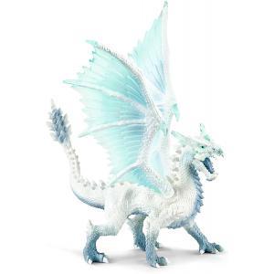 Schleich - 70139 - Figurine Dragon de glace - Dimension : 15,5 cm x 20 cm x 20,5 cm (374010)