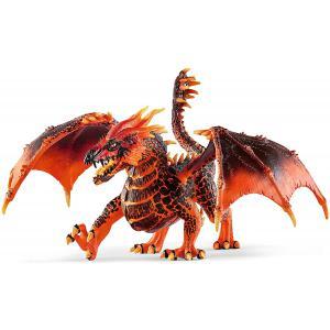 Schleich - 70138 - Figurine Dragon de lave 20 cm x 14 cm x 14,5 cm (374012)