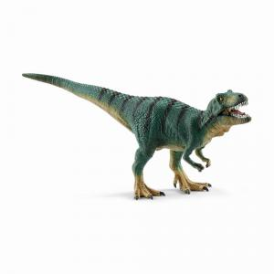 Schleich - 15007 - Figurine Jeune tyrannosaure Rex - Dimension : 23,2 cm x 7,1 cm x 9,8 cm (374038)
