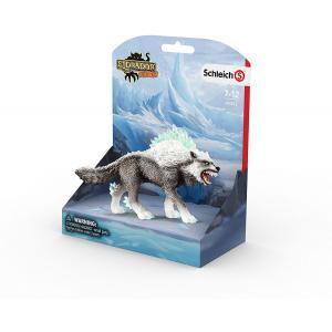 Schleich - 42452 - Figurine Loup des neiges  15 cm x 18 cm x 8,2 cm (374048)