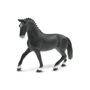 Schleich - 72135 - Figurine Jument hanovrienne 14 cm x 3,5 cm x 10,7 cm (374064)