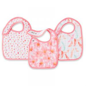 Aden and Anais - 7130G - bavoirs petal blooms (374112)