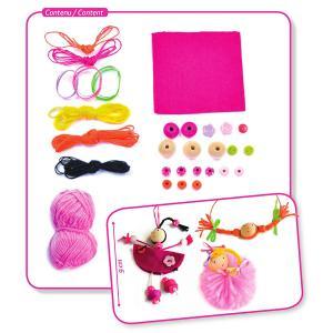 Au Sycomore - CRE1028 - Lovely box petit modèle poupees perles (374398)