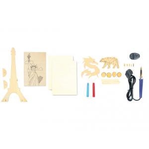 Au Sycomore - CRE5191 - Maquettes et pyrogravure (374410)