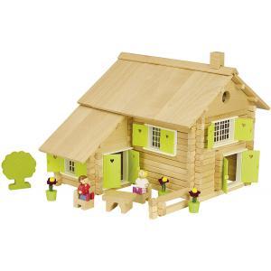 Jeujura - 8049 - Maison en rondins - 240 pièces (375352)