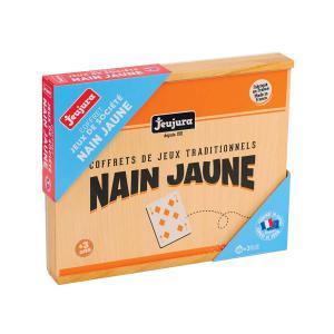 Jeujura - 8134 - Jeu du nain jaune - coffret en bois (375444)